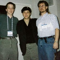 Jerry, Phil Keaggy, Dave Cruse, 1994ish