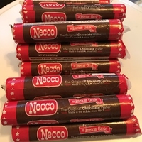 Jerry's Stash of all-chocolate NECCO Wafers