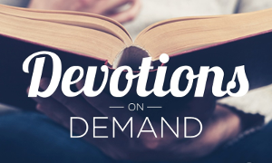 Deuteronomy 6 Morning Devotion