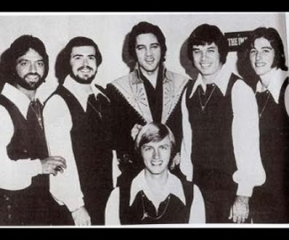 Elvis with The Imperials