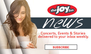 Sign Up For Joy News