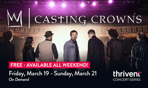 Casting Crowns - Virtual Concert