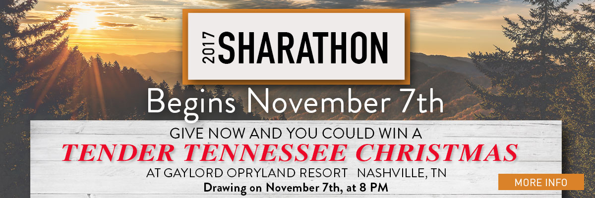 Win a Tender Tennessee Christmas!
