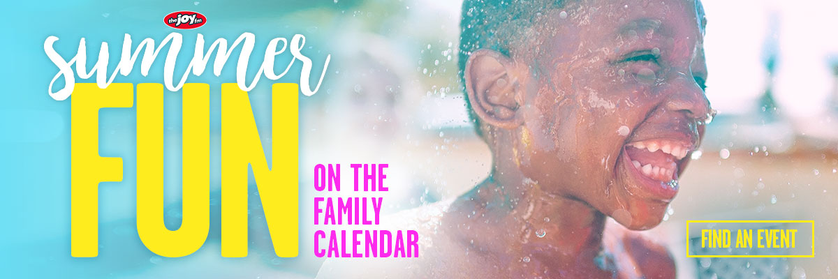 Summer Fun on the Family Calendar