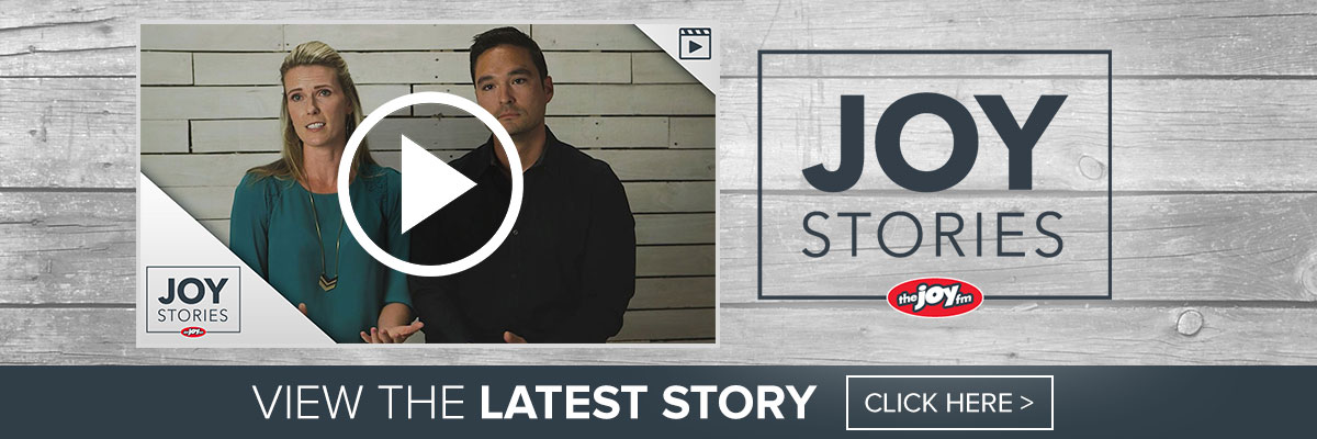 Watch the latest JOY story