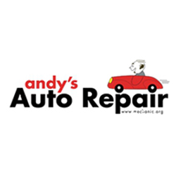 Andy's Auto Repair Logo