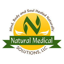 Natural Medical Solutions Wellness Center Logo