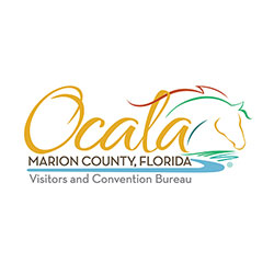 Ocala/Marion County Visitors and Convention Bureaus Logo