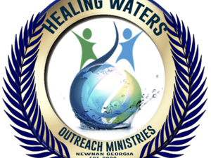 Healing Waters Outreach Ministry Logo
