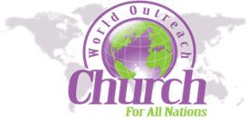 World Outreach Church For All Nations Logo