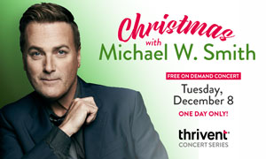 Christmas with Michael W. Smith