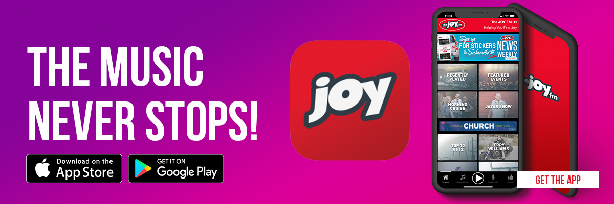 The JOY FM Georgia Mobile App