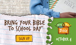 Bring Your Bible To School Day